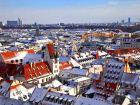 Старый город в Мюнхене, Германия