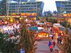 Зимняя ярмарка в Мюнхене