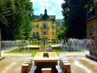 Замок Хельбрунн  в Зальцбурге
