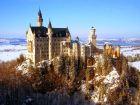 Замок Нойшванштайн (Schloss Neuschwanstein)