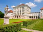 В парке замка Нимфенбург, Мюнхен