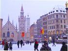 Мюнхен зимой
