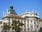Дворец правосудия в Мюнхене