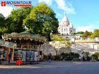 Дюссельдорф - Париж на 7 дней