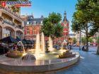 Амстердам - Брюгге - Брюссель, 7 дней