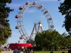Колесо обозрения - один из символов Вены