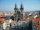 Туристическая Прага