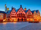 Исторический центр Франкфурта