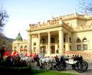 Венский Курсалон (Kursalon) - расположен в Венском городском парке