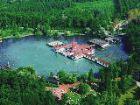 Всемирно известное термальное озеро Хевиз