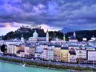 Знаменитый Зальцбург, Австрия