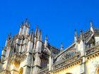 Баталья - Португалия. Монастырь Св. Марии Великой