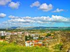 Алкобаса (порт. Alcobaca) — город в Португалии, центр одноимённого муниципалитета в составе округа Лейрия