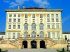 Королевский дворец Нимфенбург в Мюнхене