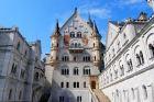 Замок Нойшванштайн - одно из самых знаменитых туристических мест Баварии. Мюнхен предальпийский - 7 дней