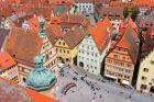 Ротенбург-на-Таубере - город истории и старины. Мюнхен предальпийский - 7 дней