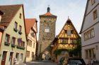 Ротенбург-на-Таубере - Красная крепость над Таубером. Мюнхен предальпийский - 8 дней