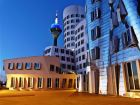 Современная архитектура Дюссельдорфа
